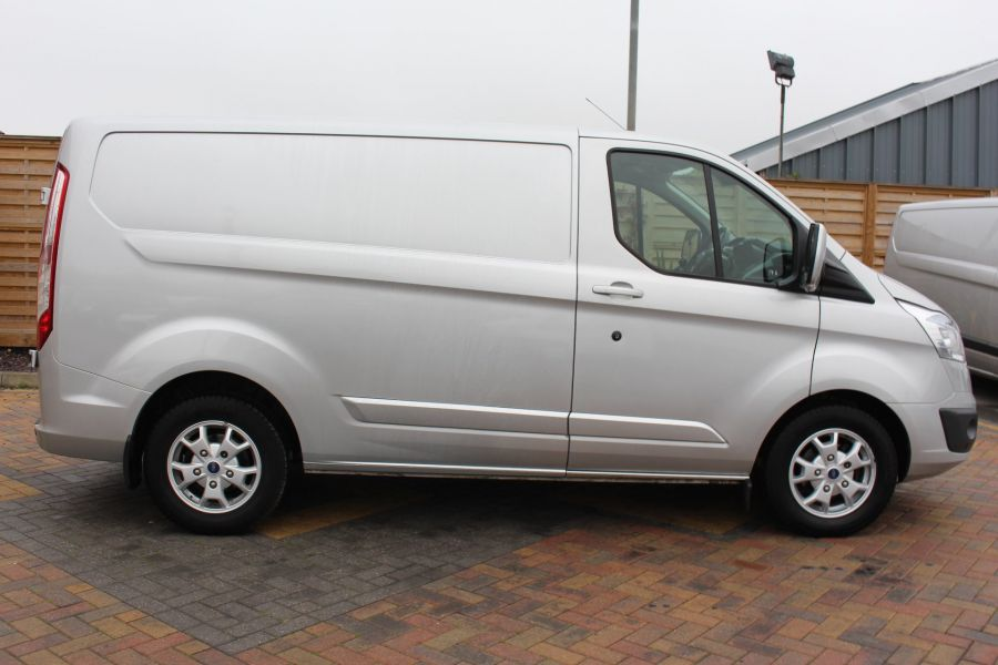 FORD TRANSIT CUSTOM 270 TDCI 155 LIMITED L1 H1 SWB LOW ROOF FWD - 8552 - 4
