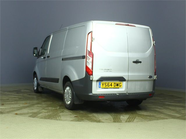 FORD TRANSIT CUSTOM 270 TDCI 100 TREND L1 H1 SWB LOW ROOF - 7166 - 4