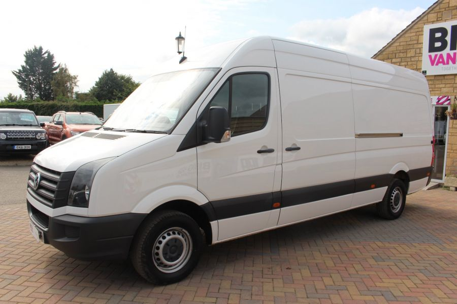 VOLKSWAGEN CRAFTER CR35 TDI 140 BMT LWB HIGH ROOF - 6739 - 8