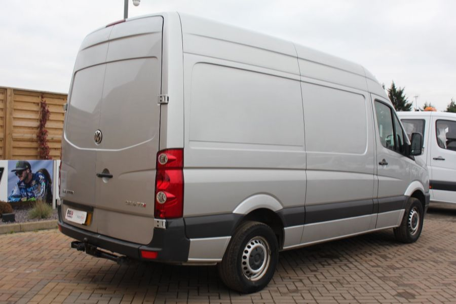 VOLKSWAGEN CRAFTER CR35 TDI MWB HIGH ROOF - 7130 - 5