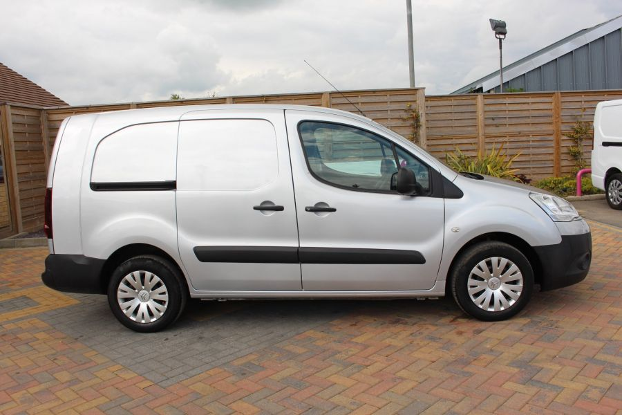 CITROEN BERLINGO 725 HDI 90 X L2 H1 5 SEAT CREW VAN SWB LOW ROOF - 9173 - 4
