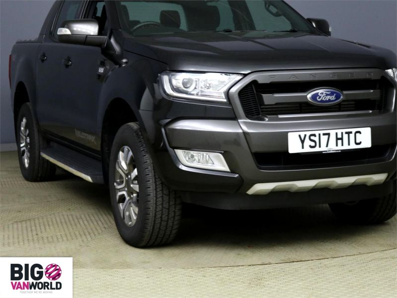 FORD RANGER WILDTRAK TDCI 200 4X4 DOUBLE CAB  - 9282 - 1