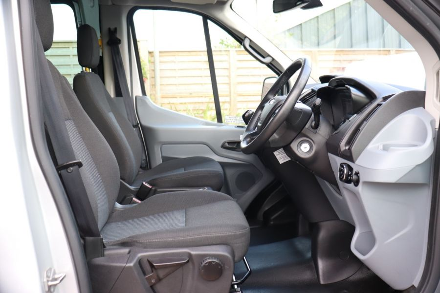 FORD TRANSIT 460 TDCI 155 L4H3 TREND 17 SEAT BUS HIGH ROOF DRW RWD - 9897 - 11