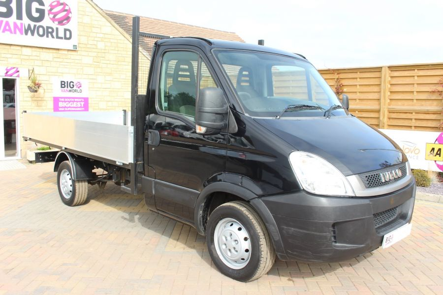 IVECO DAILY 35S13 ALLOY TIPPER - 5431 - 12