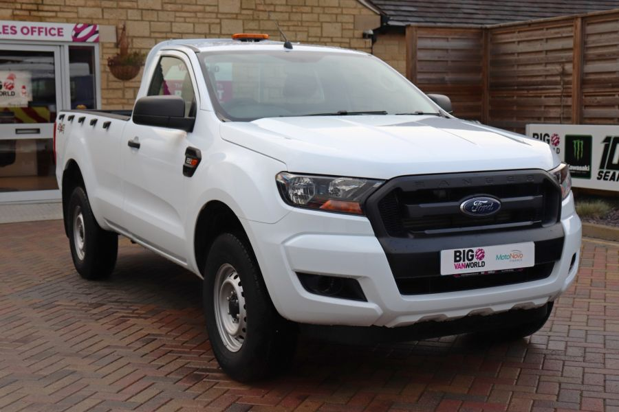 FORD RANGER 2.0 TDCI 170 XL SINGLE CAB ECOBLUE - 12021 - 6