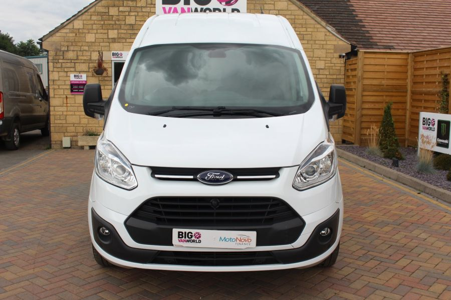 FORD TRANSIT CUSTOM 290 TDCI 125 TREND L2 H2 LWB HIGH ROOF - 6144 - 9