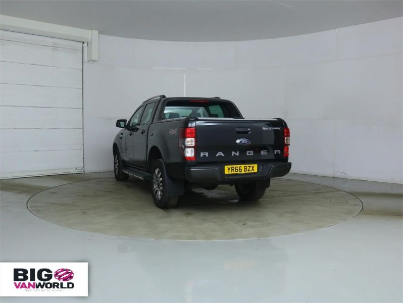 FORD RANGER WILDTRAK TDCI 200 4X4 DOUBLE CAB WITH ROLL'N'LOCK TOP - 8951 - 5