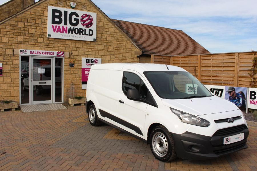 FORD TRANSIT CONNECT 210 TDCI 95 L2 H1 LWB LOW ROOF - 8421 - 3