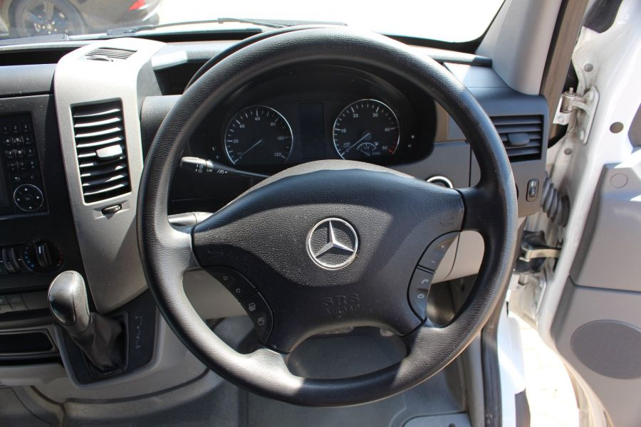 MERCEDES SPRINTER 316 CDI LWB HIGH ROOF 160 BHP - 5927 - 11