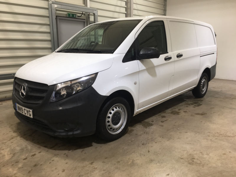 MERCEDES VITO 111 CDI 114 LWB LOW ROOF - 11070 - 8