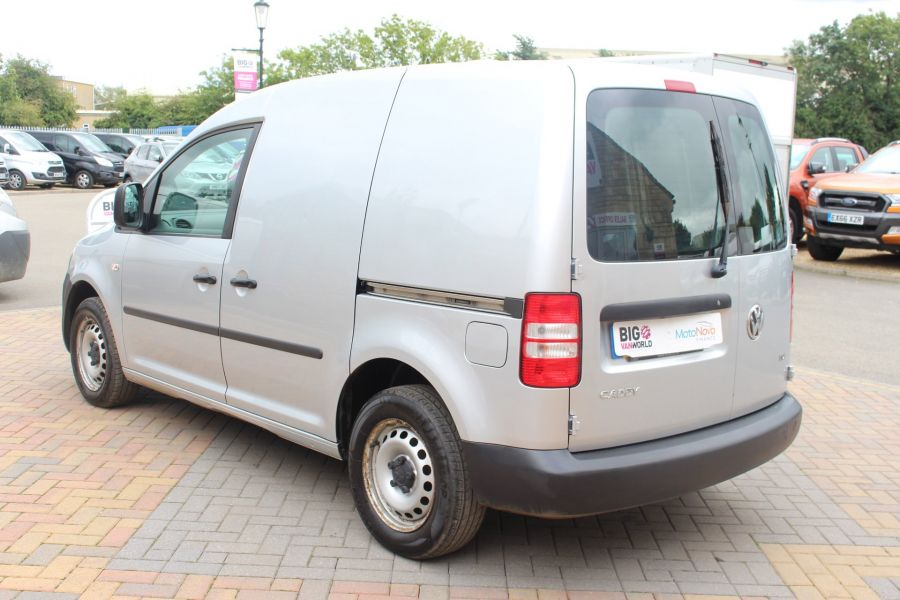 VOLKSWAGEN CADDY C20 TDI 75 - 6649 - 7