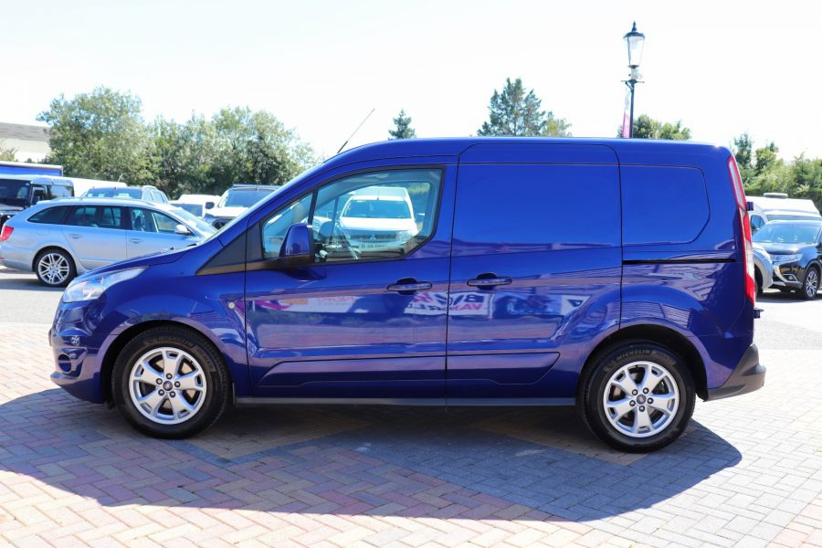 FORD TRANSIT CONNECT 200 TDCI 120 L1H1 LIMITED POWERSHIFT SWB LOW ROOF - 10617 - 9