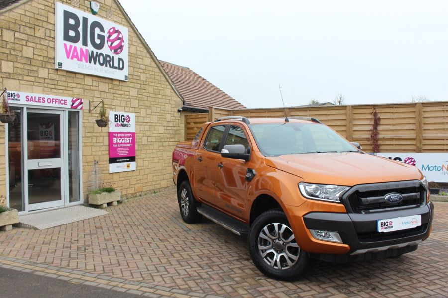 FORD RANGER WILDTRAK 4X4 TDCI 200 DOUBLE CAB - 6921 - 1