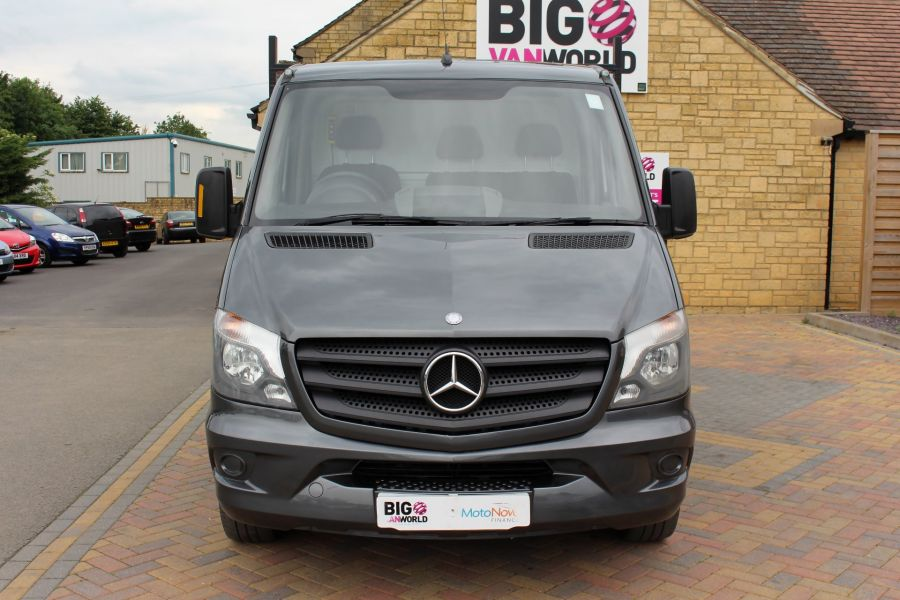 MERCEDES SPRINTER 313 CDI 129 MWB SINGLE CAB NEW BUILD ALLOY TIPPER - 9592 - 21