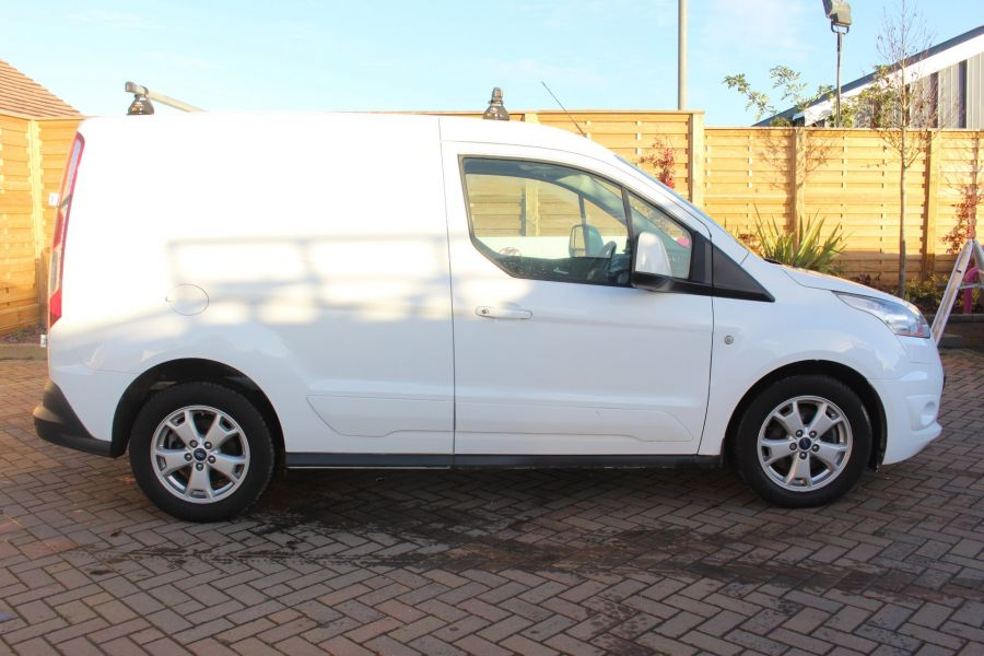 FORD TRANSIT CONNECT 200 TDCI 115 L1 H1 LIMITED SWB LOW ROOF - 6719 - 4