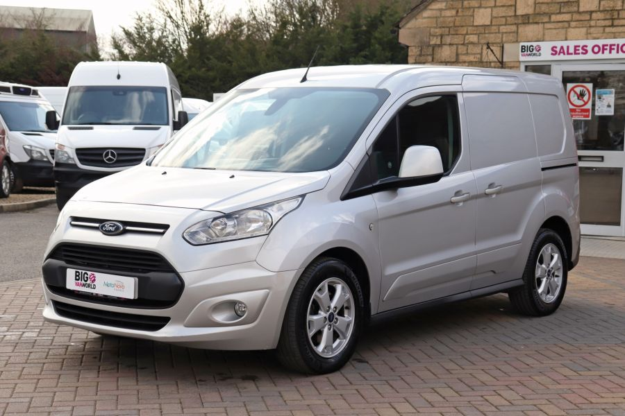 FORD TRANSIT CONNECT 200 TDCI 120 L1H1 LIMITED SWB LOW ROOF  (13867) - 12253 - 12