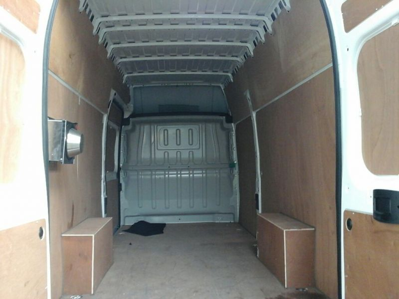 PEUGEOT BOXER 435 BLUE HDI 130 L4 H3 HIGH ROOF - 8622 - 4