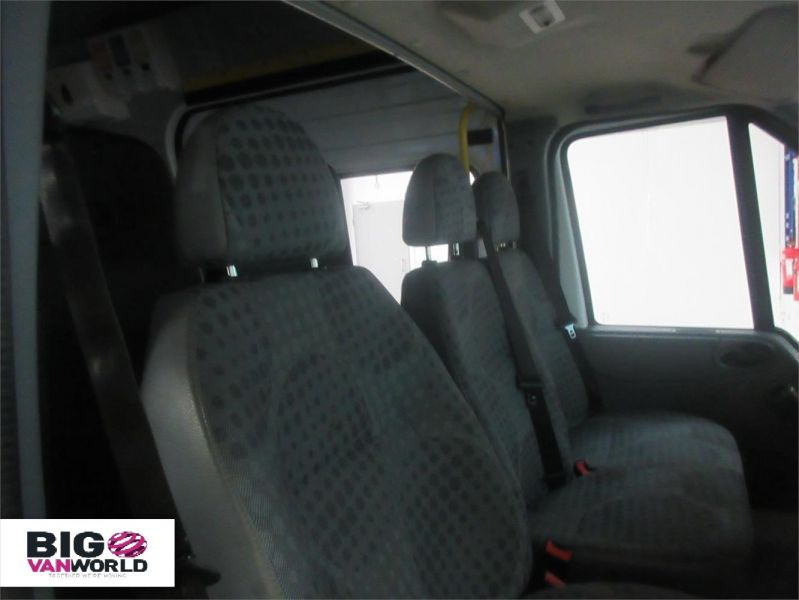 FORD TRANSIT 350 TDCI 100 LWB HIGH ROOF 7 SEAT MESSING UNIT - 7251 - 10