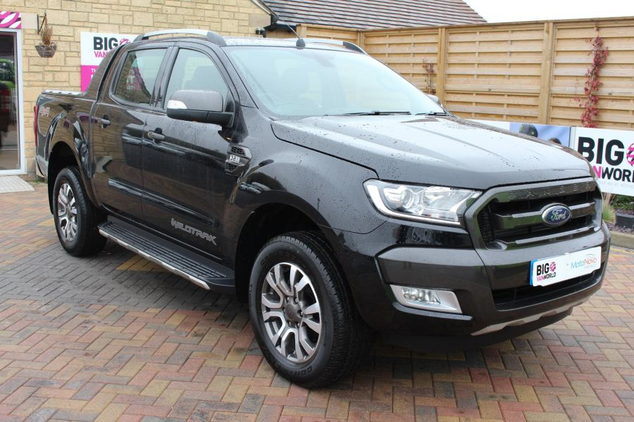 FORD RANGER WILDTRAK TDCI 197 4X4 DOUBLE CAB - 7635 - 1