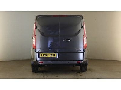 FORD TRANSIT CUSTOM 290 TDCI 170 L1H1 LIMITED DOUBLE CAB 5 SEAT CREW VAN SWB LOW ROOF - 12600 - 5