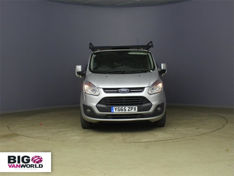 FORD TRANSIT CUSTOM 290 TDCI 125 L2 H1 LIMITED DOUBLE CAB 6 SEAT CREW VAN LWB LOW ROOF  - 8859 - 6
