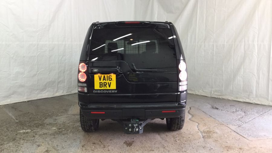 LAND ROVER DISCOVERY SDV6 255 COMMERCIAL SE - 9817 - 4