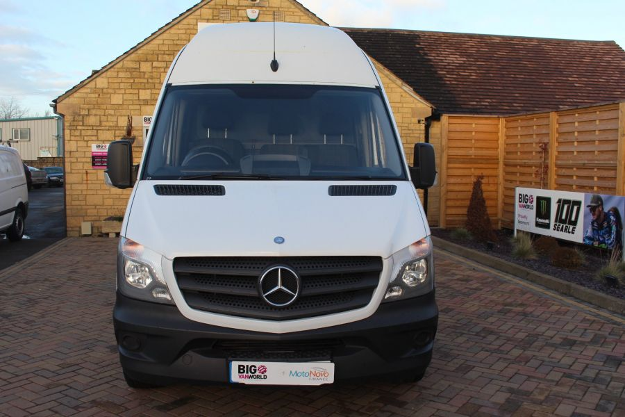 MERCEDES SPRINTER 313 CDI LWB EXTRA HIGH ROOF - 6945 - 8