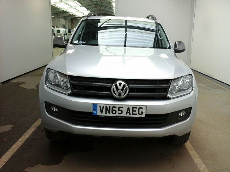 VOLKSWAGEN AMAROK DC TDI 140 STARTLINE 4MOTION DOUBLE CAB WITH TRUCKMAN TOP - 9476 - 3
