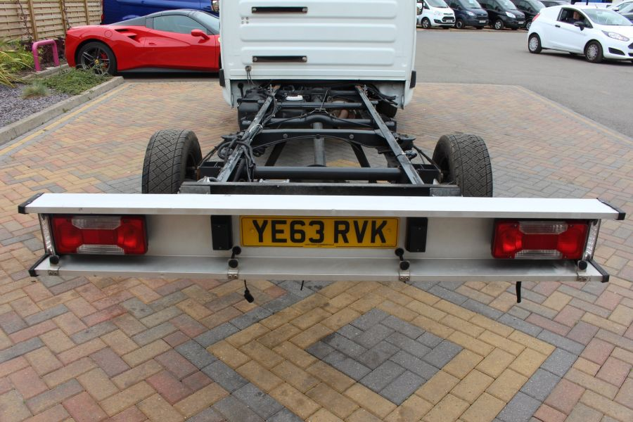 IVECO DAILY 35S11 SINGLE CAB CHASSIS CAB 3750 WB - 7590 - 21