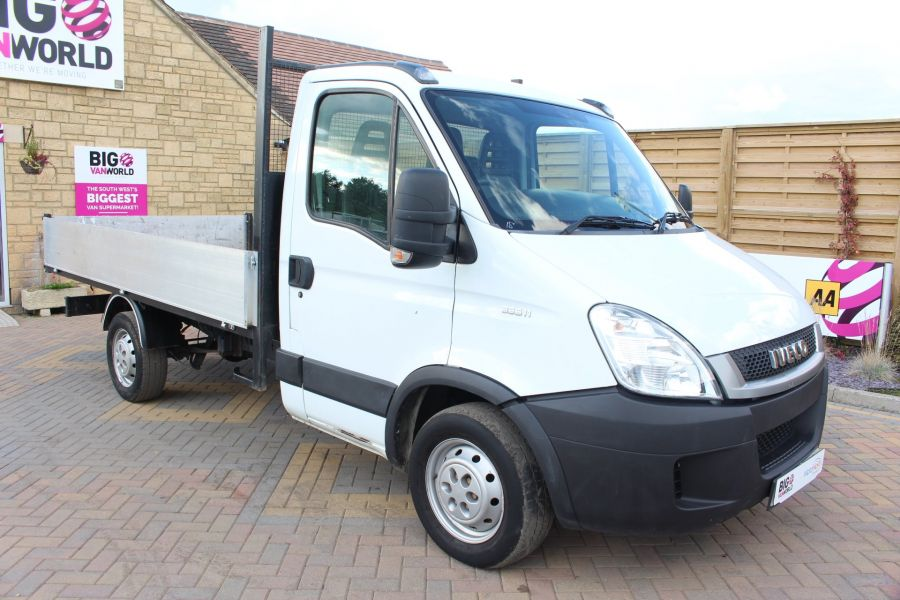 IVECO DAILY 35S11 MWB SINGLE CAB 11FT 6IN ALLOY TIPPER - 5178 - 12