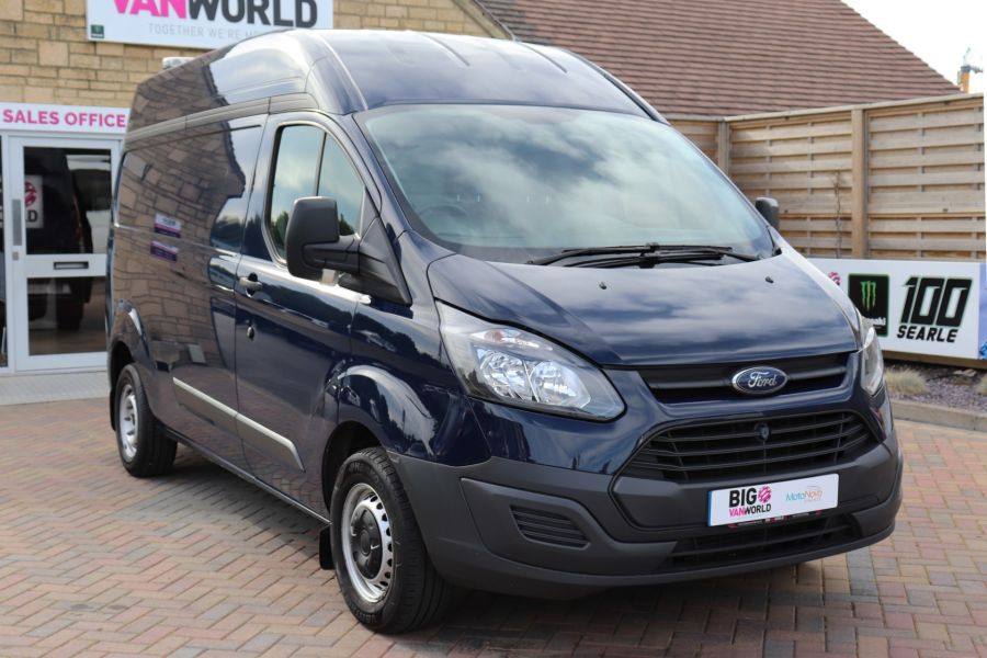 FORD TRANSIT CUSTOM 310 TDCI 100 L2H2 LWB HIGH ROOF FWD - 9697 - 3