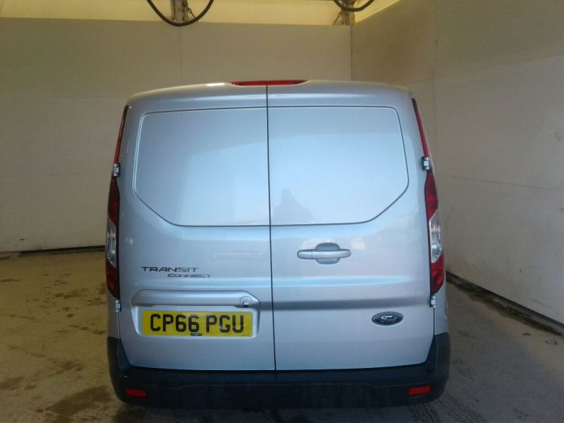 FORD TRANSIT CONNECT 200 TDCI 120 L1H1 LIMITED SWB LOW ROOF - 10459 - 3