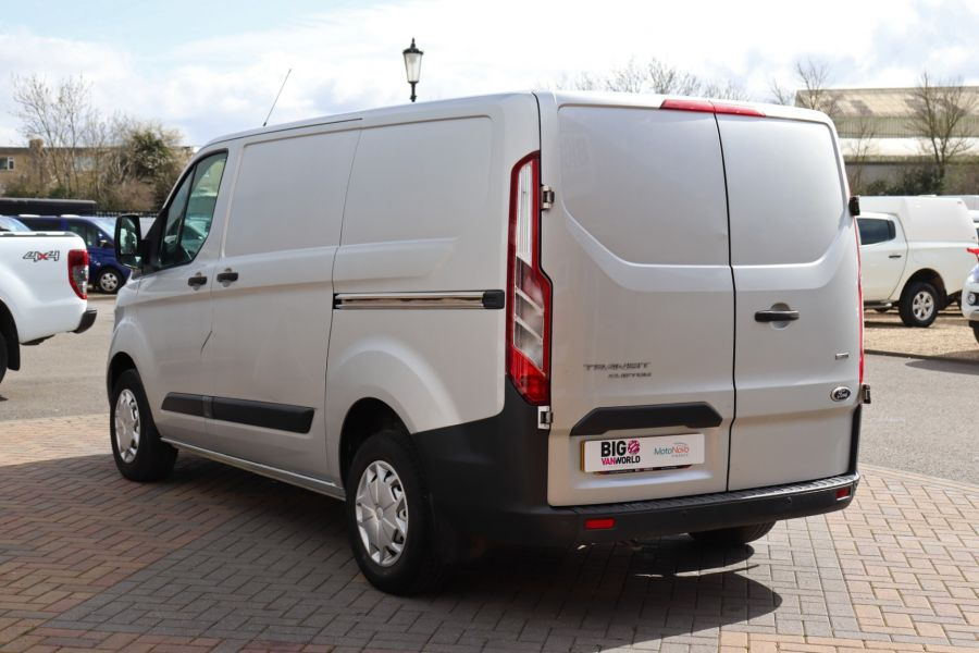 FORD TRANSIT CUSTOM 270 TDCI 125 L1H1 TREND SWB LOW ROOF - 10621 - 8