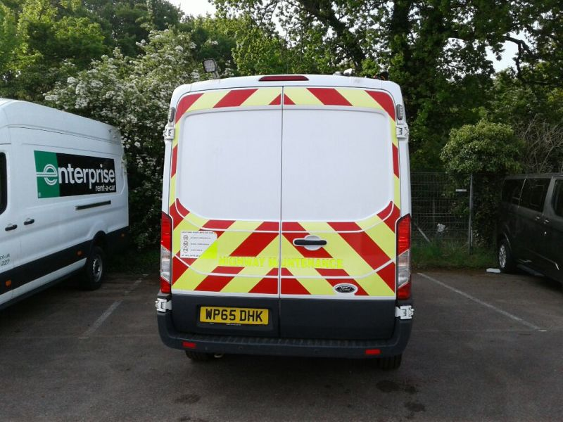 FORD TRANSIT 350 TDCI 125 L2H2 TREND MWB MEDIUM ROOF RWD - 10704 - 4