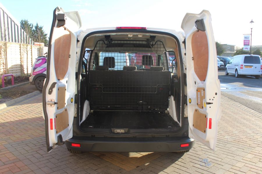 FORD TRANSIT CONNECT 220 TDCI 75 L1 H1 DOUBLE CAB 5 SEAT CREW VAN - 7184 - 20