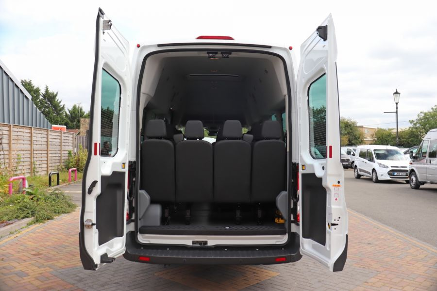 FORD TRANSIT 460 TDCI 155 L4H3 TREND 17 SEAT BUS HIGH ROOF DRW RWD - 9767 - 43
