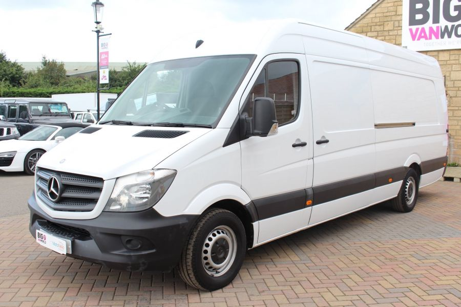 MERCEDES SPRINTER 313 CDI XLWB HIGH ROOF - 6505 - 7