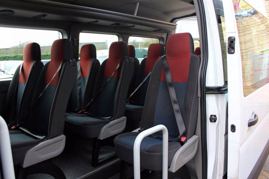 RENAULT MASTER LM39 DCI 125 COACH BUILT 17 SEAT BUS LWB MEDIUM ROOF - 5842 - 17
