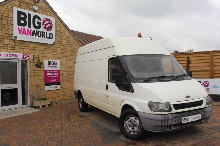 FORD TRANSIT 350 LWB HIGH ROOF 90 - 6424 - 1