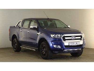 FORD RANGER TDCI 200 LIMITED 4X4 DOUBLE CAB WITH MOUNTAIN TOP - 12541 - 1