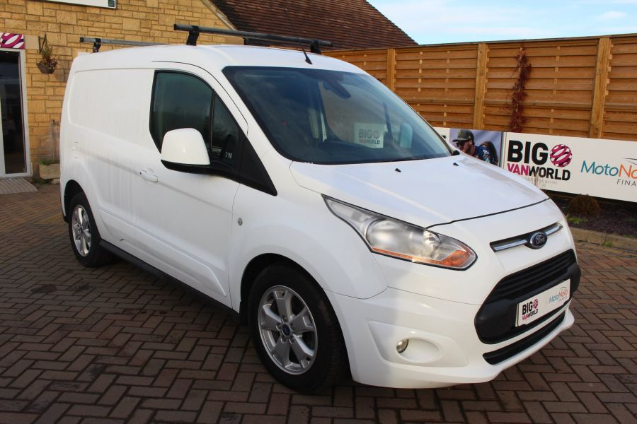 FORD TRANSIT CONNECT 200 TDCI 115 L1 H1 LIMITED SWB LOW ROOF - 6964 - 3