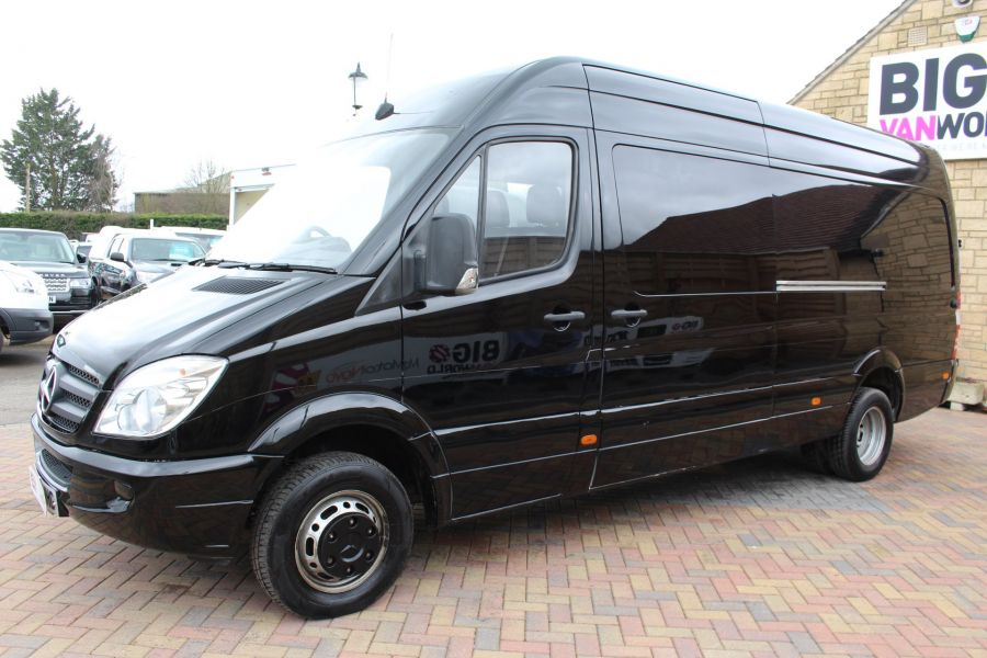 MERCEDES SPRINTER 511 CDI LWB HIGH ROOF TWIN REAR WHEEL 6 SEAT CREW VAN - 3246 - 7