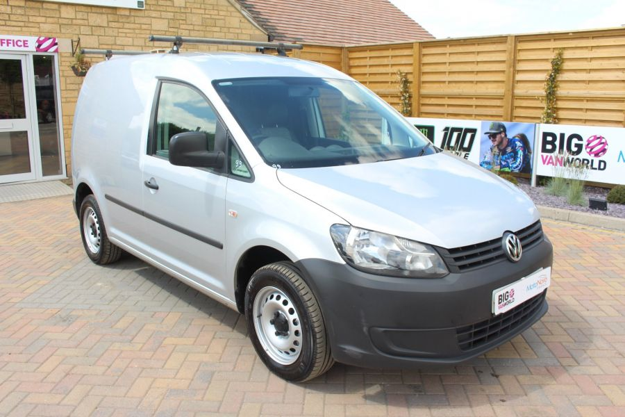 VOLKSWAGEN CADDY C20 TDI 102 - 6282 - 3