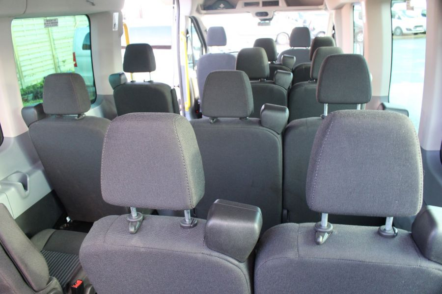 FORD TRANSIT 460 TDCI 155 TREND L4 H3 HIGH ROOF 17 SEAT BUS - 8517 - 28