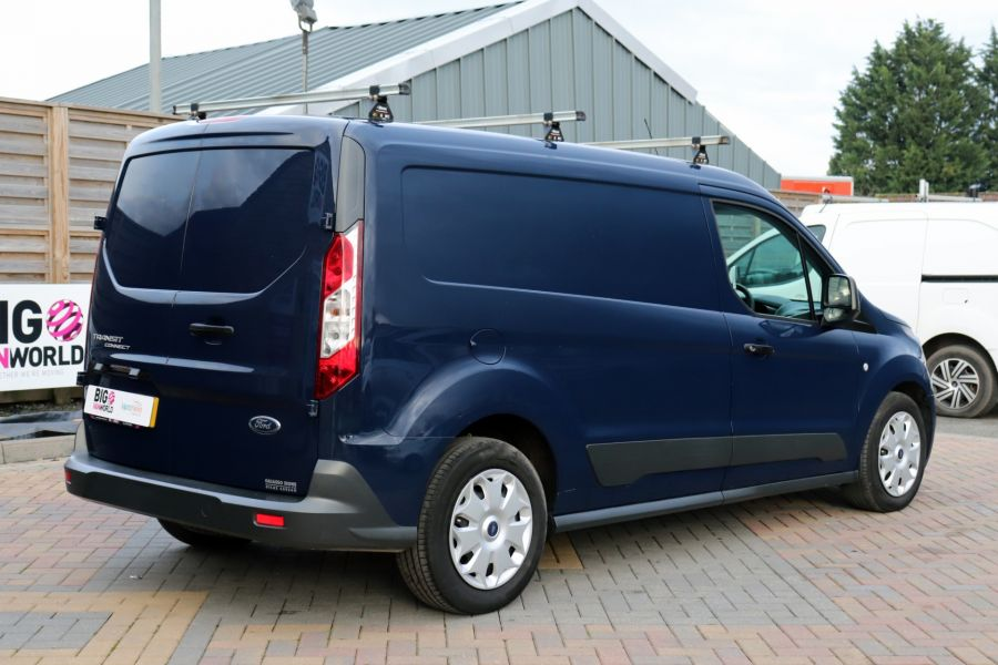 FORD TRANSIT CONNECT 210 TDCI 100 L2H1 TREND LWB LOW ROOF - 11620 - 8