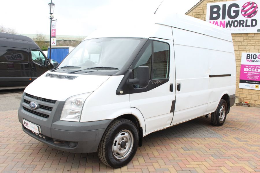 FORD TRANSIT 350 TDCI LWB HIGH ROOF - 5996 - 8