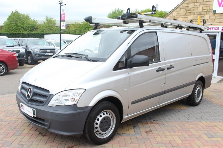 MERCEDES VITO 113 CDI 136 LWB LOW ROOF - 7671 - 8