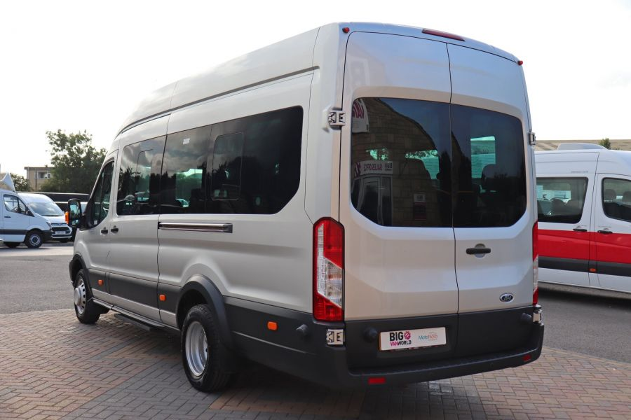 FORD TRANSIT 460 TDCI 125 L4H3 TREND 17 SEAT BUS HIGH ROOF DRW RWD - 10330 - 7
