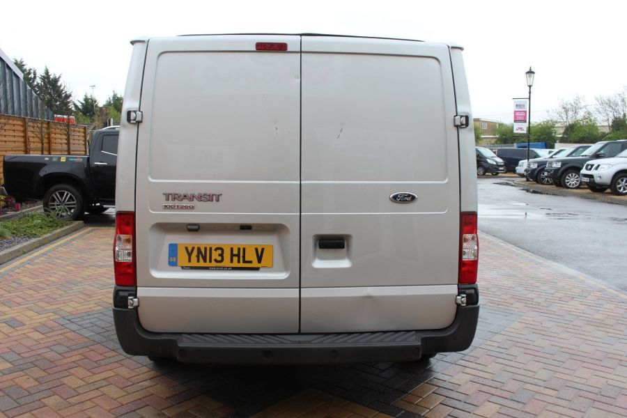 FORD TRANSIT 260 TDCI 100 TREND SWB LOW ROOF FWD - 7515 - 6