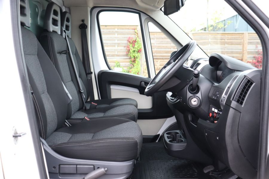 FIAT DUCATO 35 MULTIJET 130 SINGLE CAB TRAFFIC MANAGMENT - 10074 - 11